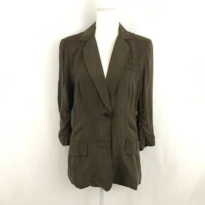 Willow & Clay Brown Blazer